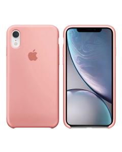 Чехол Soft Touch для Apple iPhone XR Pink