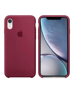 Чехол Soft Touch для Apple iPhone XR Rose Red