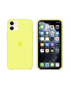 Чехол Soft Touch для Apple iPhone 11 Lemonade