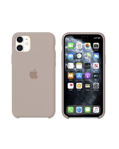 Чехол Soft Touch для Apple iPhone 11 Pink Sand