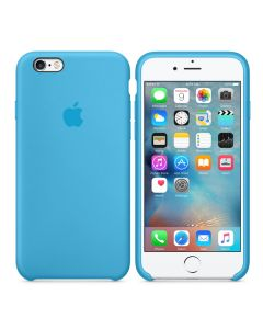 Чехол Soft Touch для Apple iPhone 6/6S Sky Blue