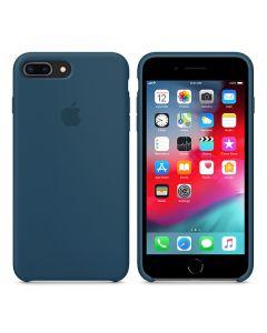 Чехол Soft Touch для Apple iPhone 7 Plus Denim Blue