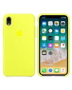 Чехол Soft Touch для Apple iPhone XR Lemonade