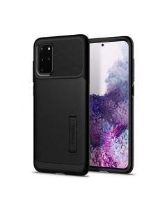 Чехол Spigen Samsung G985 Galaxy S20+ Slim Armor Black (ACS00647)