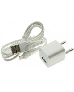 СЗУ WUW T18 1USB 1A + Lightning White