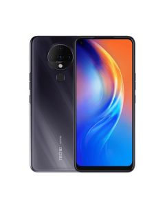 Tecno Spark 6 (КЕ7) 4/64GB DualSim Comet Black (4895180762925)