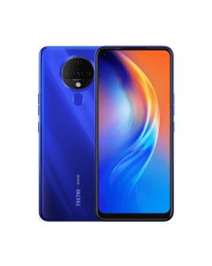 Tecno Spark 6 (КЕ7) 4/64GB DualSim Ocean Blue (4895180762925)