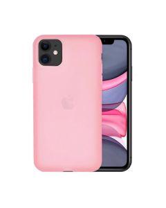 Чехол TPU Latex Case для iPhone 11 Pink