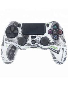 Силиконовый чехол для джойстика Sony PlayStation PS4 Type 1 Dollar тех.пак