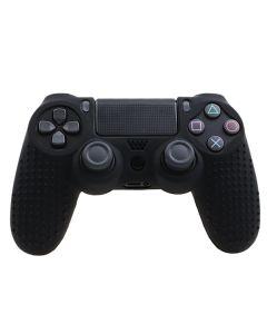 Силиконовый чехол для джойстика Sony PlayStation PS4 Type 5 Black тех.пак