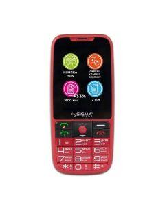 Sigma Comfort 50 Elegance 3 (1600mAh) (red)