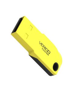 Флешка Verico 64GB Keeper Yellow/Black (1UDOV-P0YK63-NN)