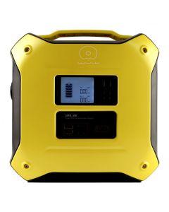 Внешний аккумулятор WUW UPS 10USB 550W LCD (130500mAh) Black