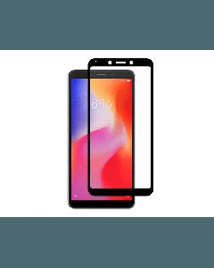 Защитное стекло для Xiaomi Redmi 6/6a 5D Black