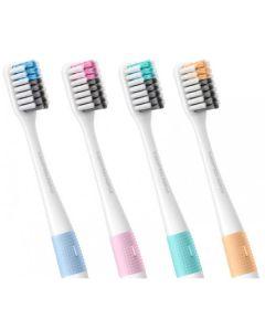 Набор зубных щеток Xiaomi DOCTOR·B Colors 4 шт (Bass method)
