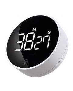 Настольный таймер Xiaomi MIIIW rotating timer (NK5260) White