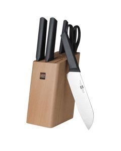 Набір ножів з 6 предметів Xiaomi Hot Youth Set of 6 Stainless Steel