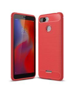Чехол накладка iPAKY для Xiaomi Redmi 6 Red Slim TPU (тех.пак)