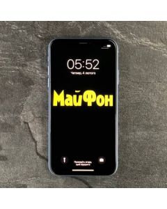 Apple iPhone XR 64GB Blue (MT352) Б/У