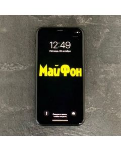 Apple iPhone XR 64GB Black (MT472) Б/У