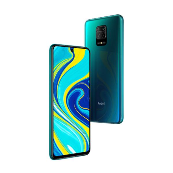XIAOMI Redmi Note 9S 4/64 Gb (aurora blue) українська версія