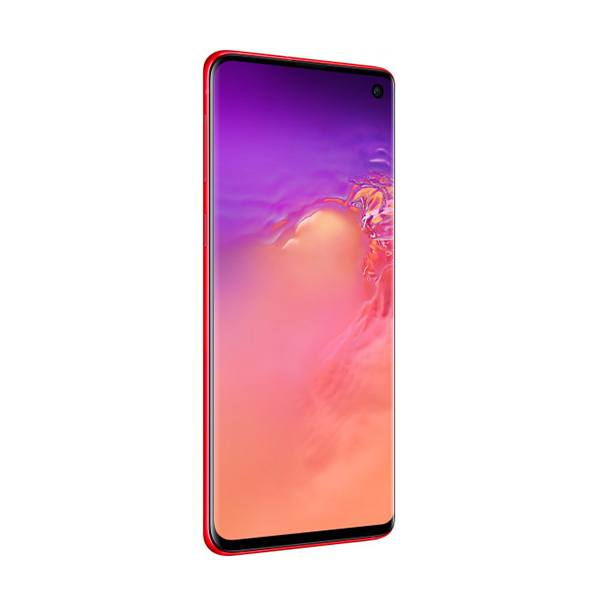 Samsung Galaxy S10 SM-G973 DS 8/128GB Red (SM-G973FZRD)