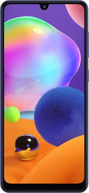 Samsung Galaxy A31 SM-A315F 4/64GB Blue (SM-A315FZBU)