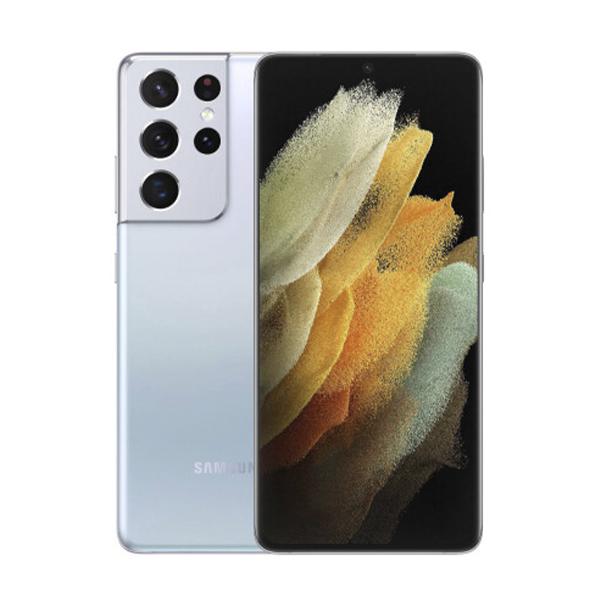 Samsung Galaxy S21 Ultra 5G G998B 12/128Gb Phantom Silver (SM-G998BZSDSEK)