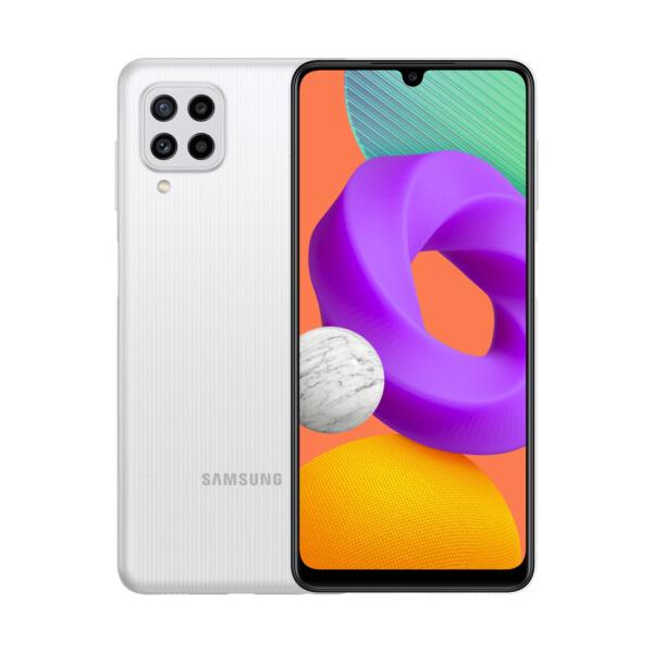 Samsung Galaxy M22 SM-M225F 4/128GB White (SM-M225FZWGSEK)
