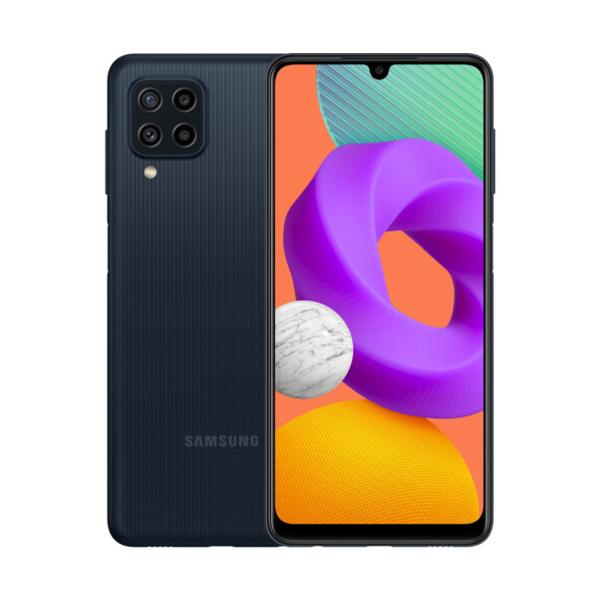 Samsung Galaxy M22 SM-M225F 4/128GB Black (SM-M225FZKGSEK)